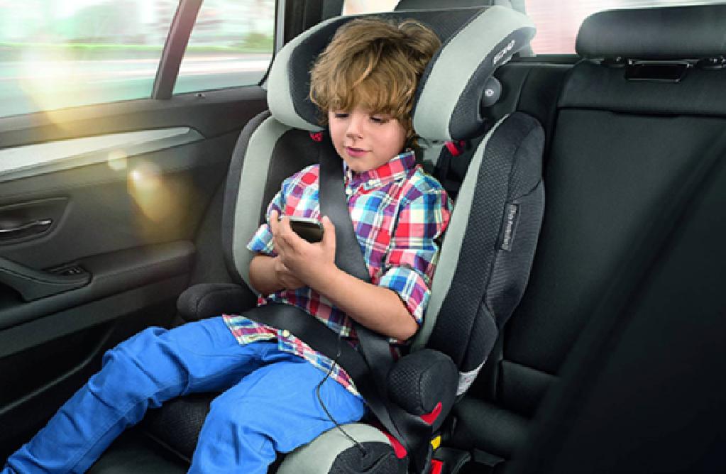 Правила дорожного движения о перевозке детей в машине